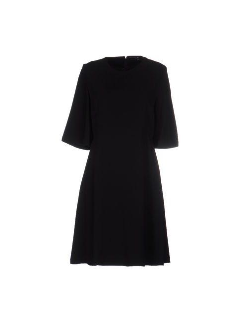 ELISABETTA FRANCHI | Женское Черный Короткое Платье