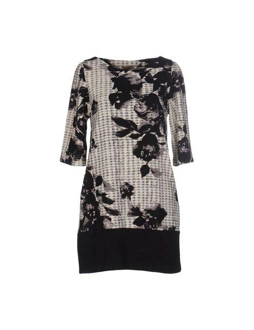 Orion London | Женское Слоновая Костящее Короткое Платье