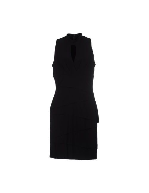 Joseph Ribkoff   Женское Чёрное Короткое Платье