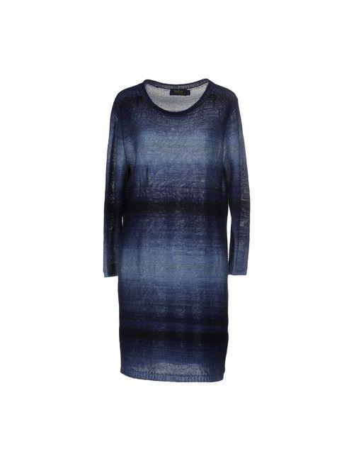 Polo Ralph Lauren | Женское Синее Короткое Платье