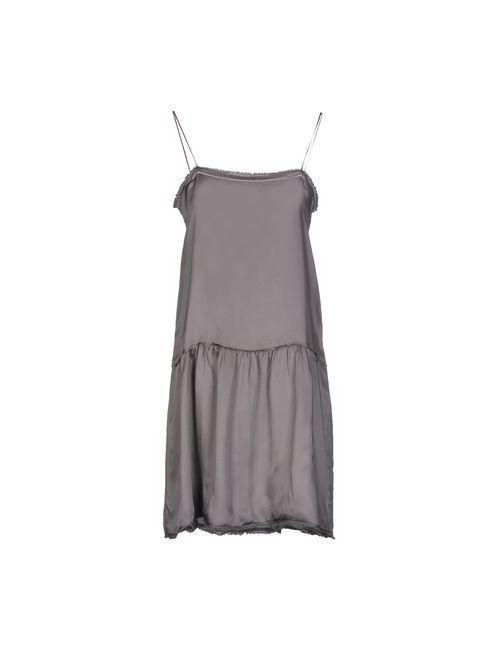 NAEEMA | Женское Серое Короткое Платье