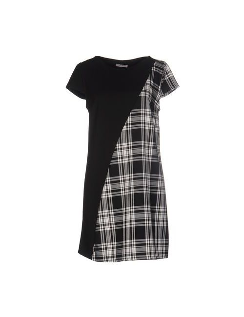 Hope Collection | Женское Черный Короткое Платье
