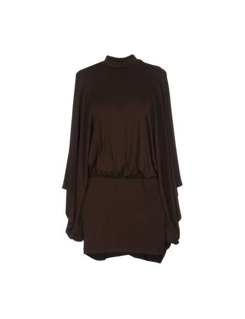 Plein Sud  Fayҫal Amor | Женское Какао Короткое Платье