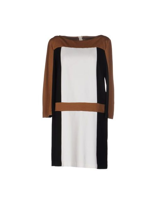 Marina Yachting | Женское Белое Короткое Платье