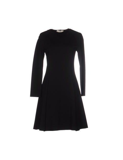 Trou Aux Biches | Женское Чёрное Короткое Платье