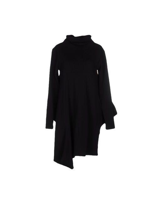 Nuovo Borgo   Женское Черный Короткое Платье