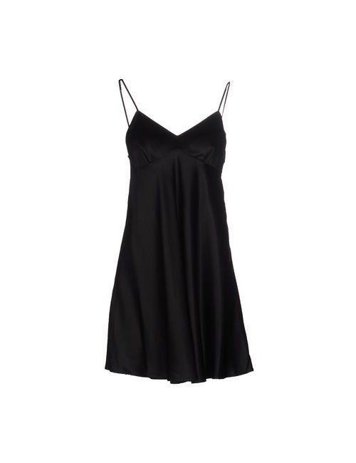 Liu •Jo | Женское Чёрное Короткое Платье