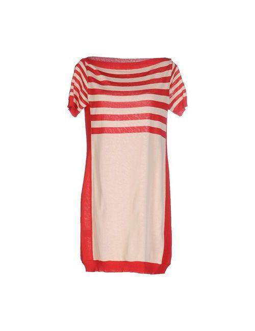 Taviani   Женское Розовое Короткое Платье
