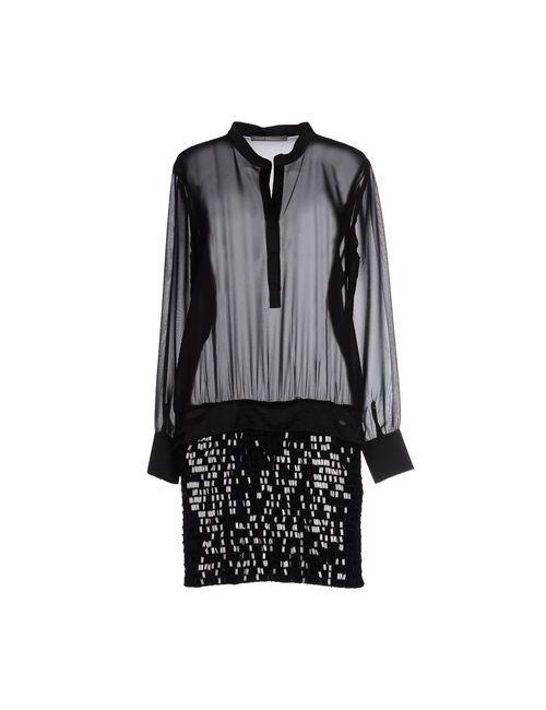 GAUDI'   Женское Чёрное Короткое Платье