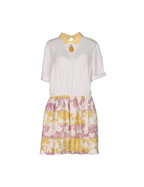 Betty Blue | Женское Белое Короткое Платье