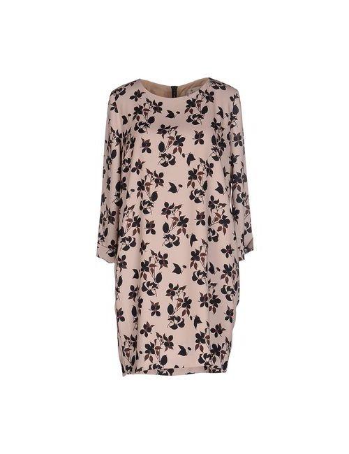 Essentiel | Женское Бежевое Короткое Платье
