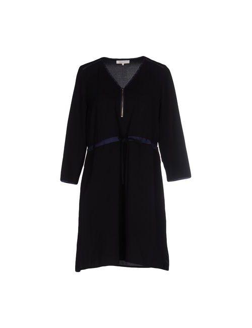 Grace & mila | Женское Чёрное Короткое Платье