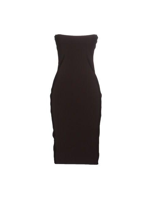 Christies À Porter | Женское Коричневое Короткое Платье