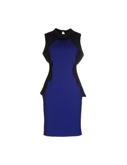 Laltramoda | Женское Синее Короткое Платье