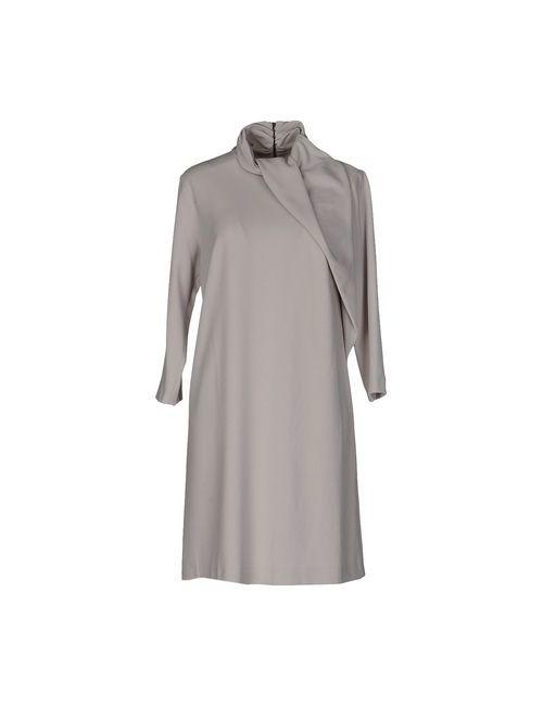 Alysi   Женское Серое Короткое Платье