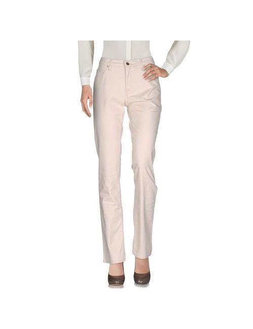 Trussardi Jeans | Женские Бежевые Повседневные Брюки
