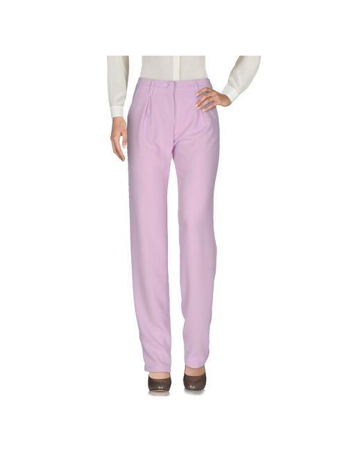 Versace Jeans Couture | Женские Розовые Повседневные Брюки