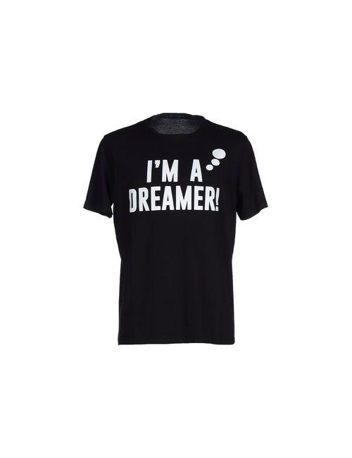 DREAM YOURSELF | Мужская Черный Футболка