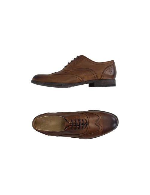 Frye | Женская Коричневая Обувь На Шнурках
