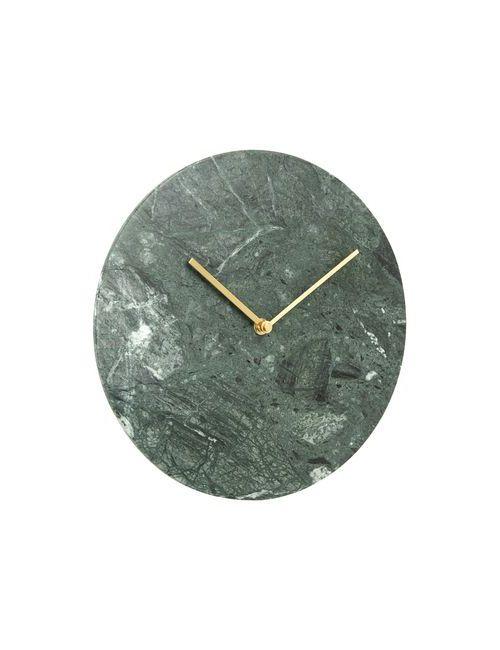 MENU | Зелёные Настенные Часы