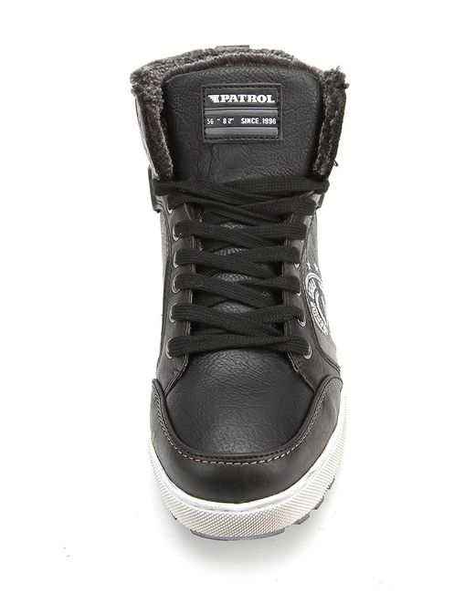 Ботинки Patrol                                                                                                              серый цвет