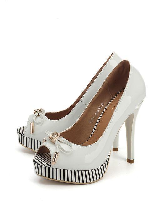 Туфли Summergirl                                                                                                              белый цвет