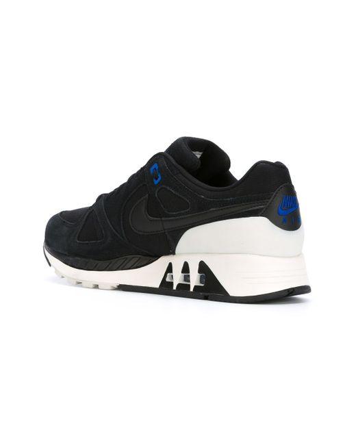 Кроссовки Air Stab Nike                                                                                                              чёрный цвет