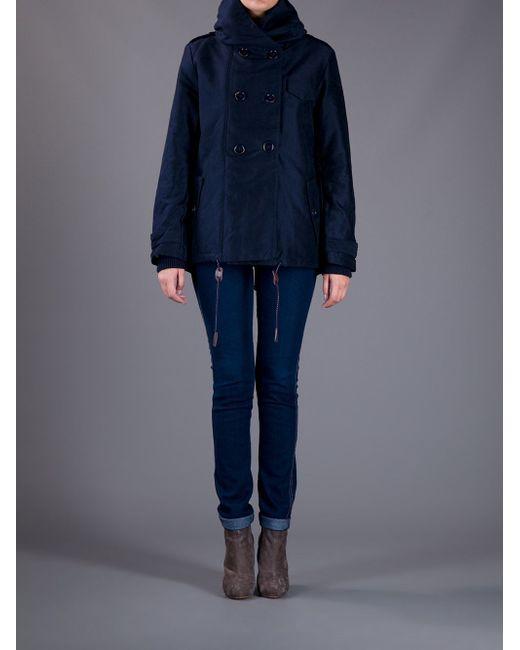 Sandison Jacket Sessun                                                                                                              синий цвет