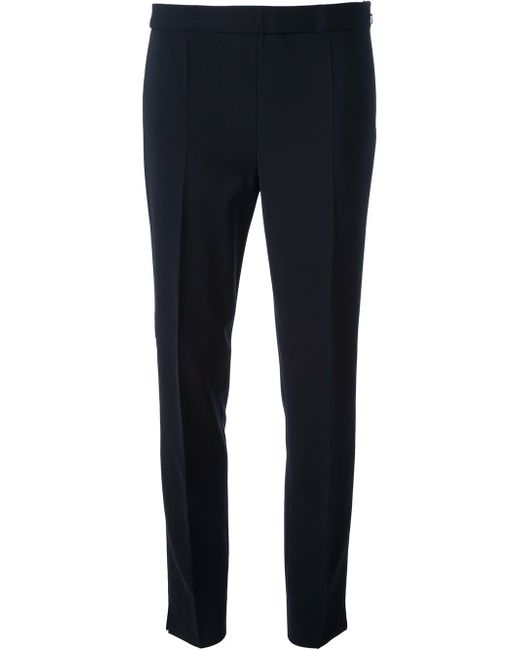 Tapered Trouser Moschino                                                                                                              синий цвет