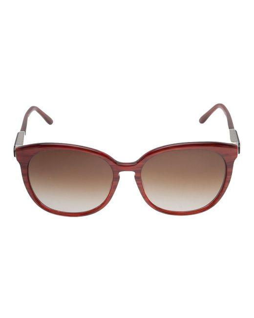Солнцезащитные Очки Swanbourne LEISURE SOCIETY                                                                                                              красный цвет