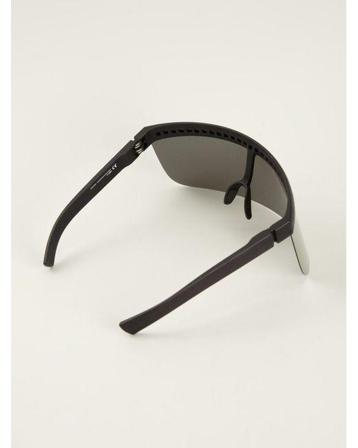 Солнцезащитные Очки Daisuke Mykita                                                                                                              чёрный цвет