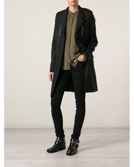 Пальто Kennedy Diesel Black Gold                                                                                                              чёрный цвет