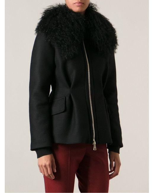 Куртка Bouvier Moncler                                                                                                              чёрный цвет