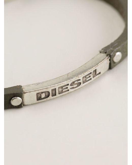 Браслет С Логотипом Arrox Diesel                                                                                                              зелёный цвет