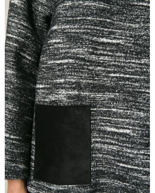 Свободный Свитер Proenza Schouler                                                                                                              чёрный цвет