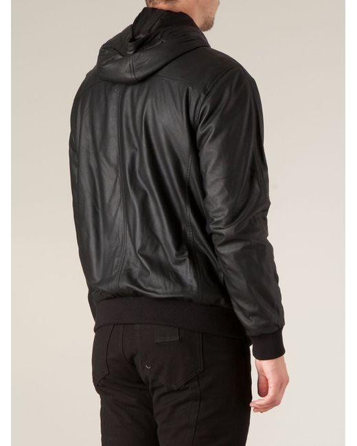 Куртка С Капюшоном Drome                                                                                                              чёрный цвет