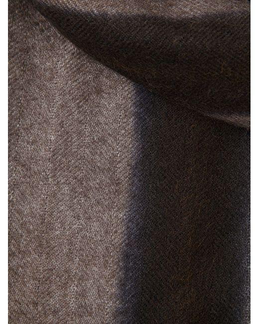 Шарф-Шибори SUZUSAN                                                                                                              серый цвет