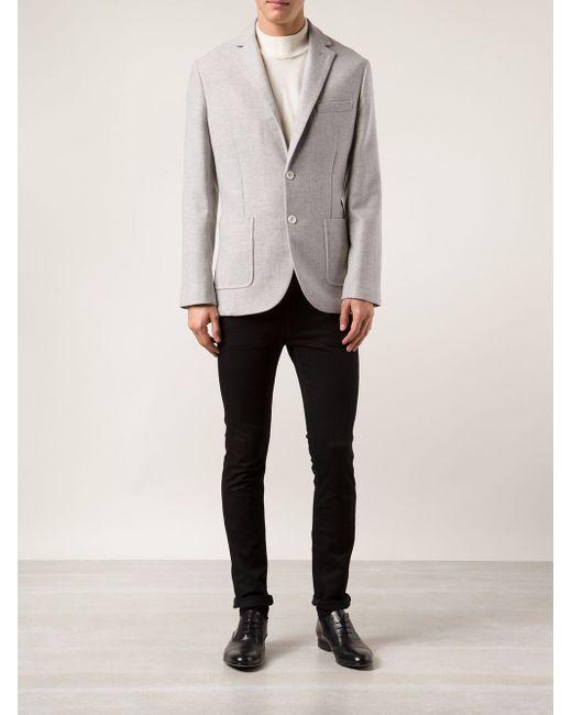 Классическая Куртка LORENZ BACH                                                                                                              серый цвет