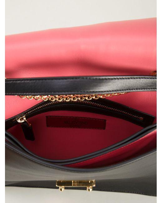 Сумка С Аппликацией Carmen Valentino Garavani                                                                                                              розовый цвет