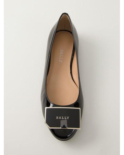 Балетки Holga Bally                                                                                                              чёрный цвет