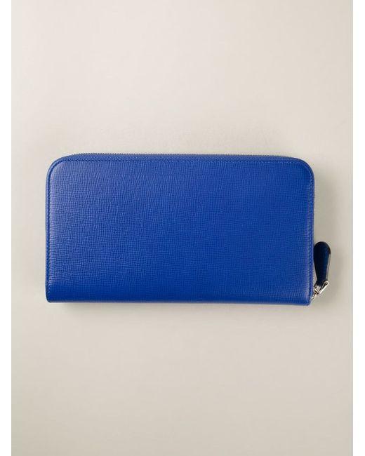 Кошелёк Grosvenor Bally                                                                                                              синий цвет