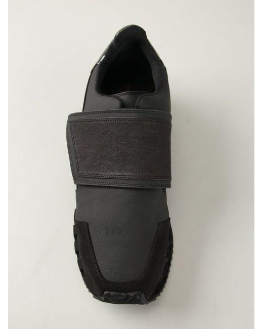 Кроссовки На Липучке ROMBAUT                                                                                                              чёрный цвет