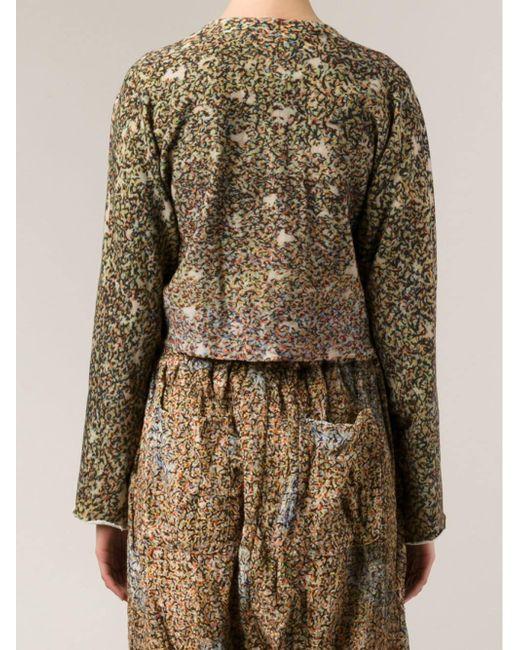 Укороченная Куртка Anntian                                                                                                              желтый цвет