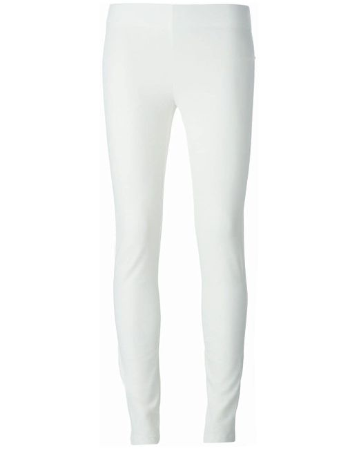 Классические Леггинсы Joseph                                                                                                              белый цвет