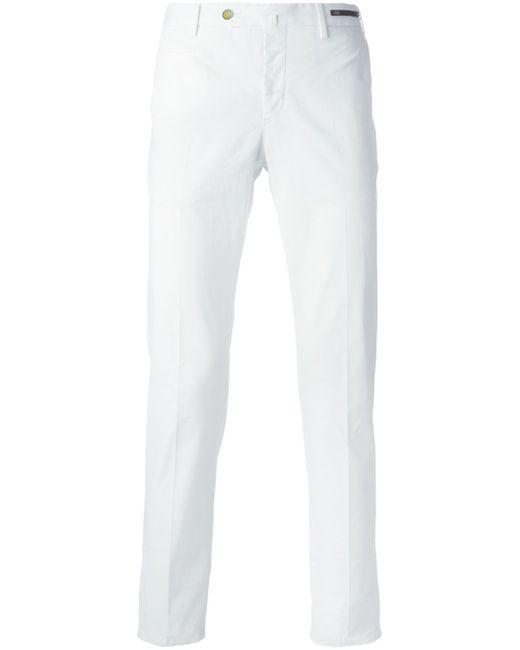 Классические Чиносы Pt01                                                                                                              белый цвет