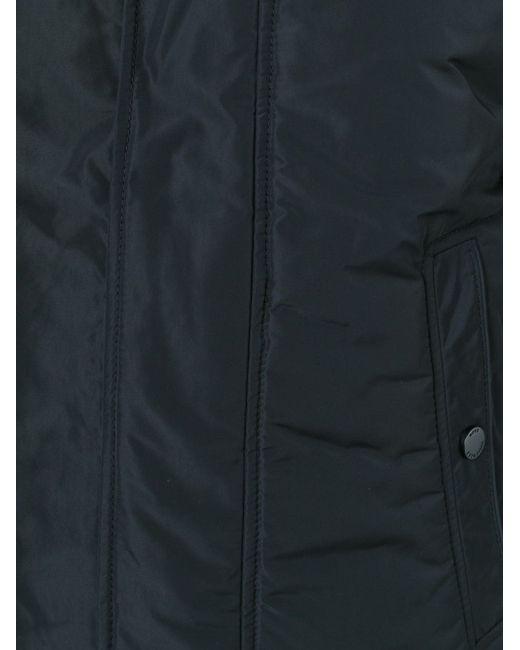 Куртка С Воротником-Стойкой Hugo                                                                                                              синий цвет