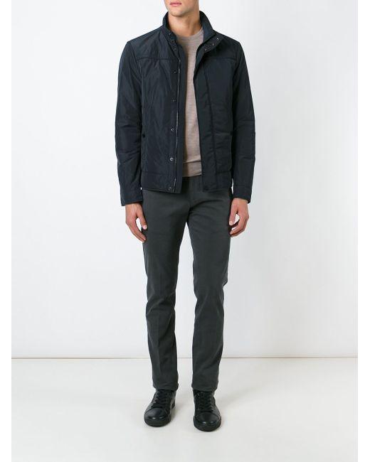 Chino Trousers Hugo                                                                                                              серый цвет