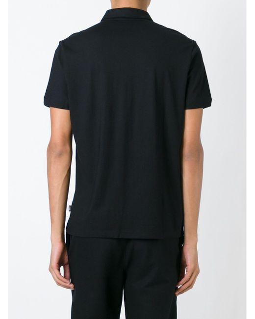 Shortsleeved Shirt Hugo                                                                                                              чёрный цвет