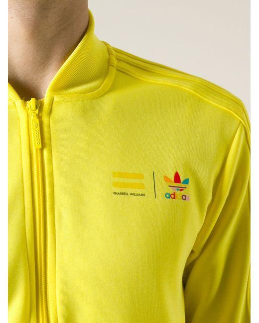 Толстовка Supercolour adidas Originals                                                                                                              желтый цвет