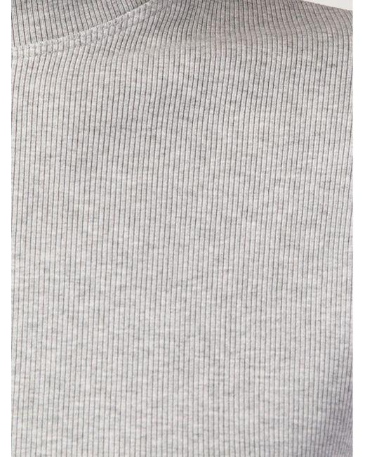 Укороченная Майка NOMIA                                                                                                              серый цвет